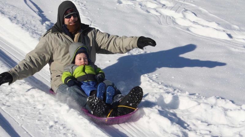 sciare-con-i-bambini